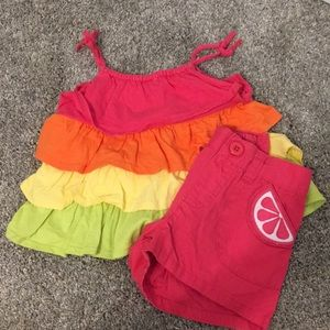 Gymboree 2 piece set